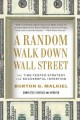 Go to record A random walk down Wall Street : the time-tested strategy ...